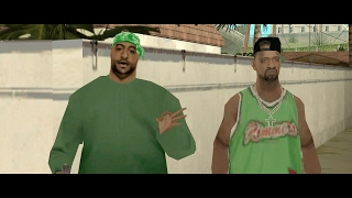 AdnanBro ft. Paor - GTA SAN ANDREAS