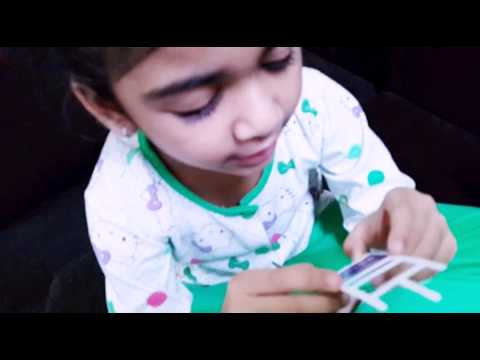 ATALz - Unboxing of GoIndigo Airbus A320 sharklets mini model  & InDigo Airlines Aiport Playset