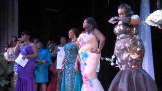 MISS MIAMI PLUS SIZE PAGEANT (2013) -THE VICTORY