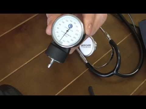 Видео как проверить тонометр