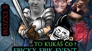 Epic Event Shakes & Fidget CZ - Kukaj Exz, to je EPIC ! #1