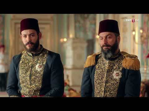 "Payitaht ""Abdülhamid"" 35. Bölüm - Abdülhamid Han paşalara yapılanları anlatıyor."