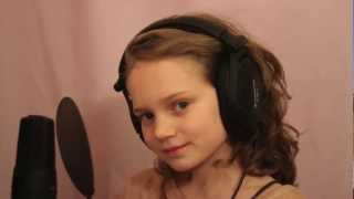 """""""Stay"""" by """"Rihanna"""" feat. Mikky Ekko by Sapphire Singing 10 years old - The Voic"""