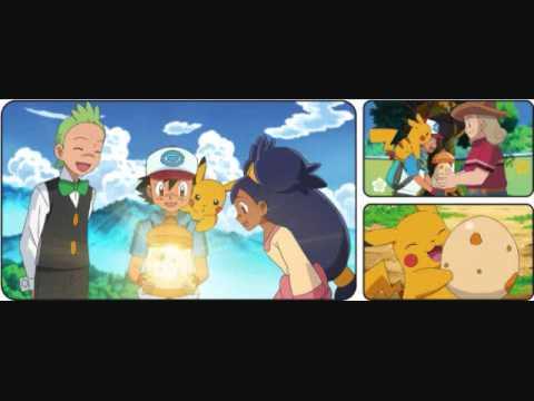Pokemon Black And White Ash Pokemons Pokemon Black And White Secret