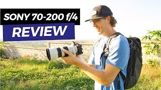 Sony 70-200 f/4 Lens Review For a Landscape Photography Lens