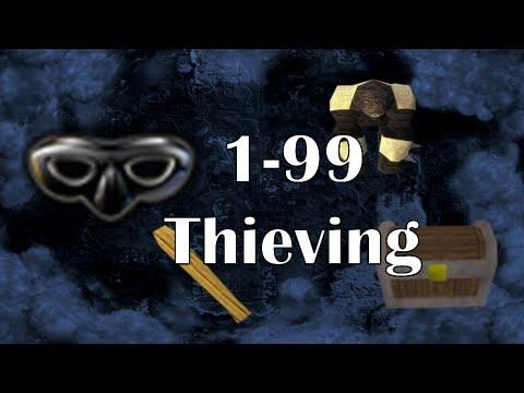 Blackjack thieving