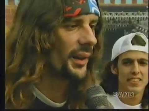 Monster Of Rock Brasil 1994 - Reportagem Band