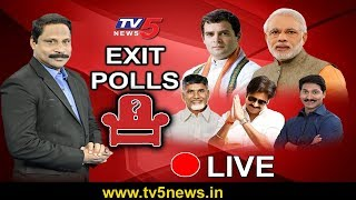 AP Exit Polls 2019: News Scan Debate With Vijay On Exit Polls