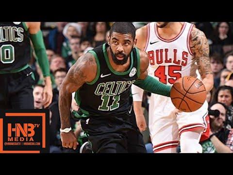 Boston Celtics vs Chicago Bulls Full Game Highlights / Week 10 / Dec 23