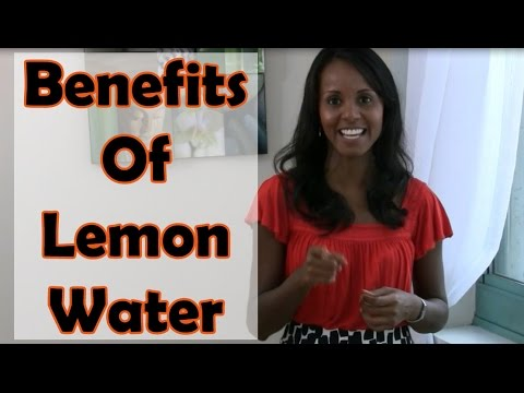 Water and Lemon: A Simple Routine That Makes A Huge Difference