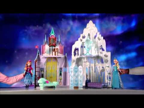 Disney Frozen Dolls from Mattel