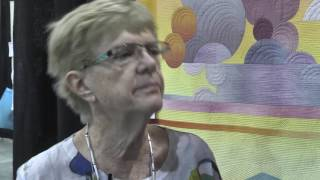 Shirley Gisi Wins 1st Place in Wall Quilts – Landscape Category