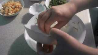 How to make chingri (shrimp) bhorta