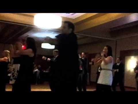 Flash mob of Hope Orthopedics doctors 12-7-13