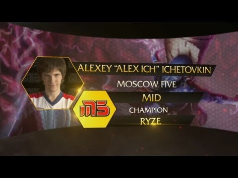 Pro Player Pick: Alex Ich Picks Ryze