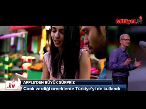 Apple'den Türkiye Sürprizi