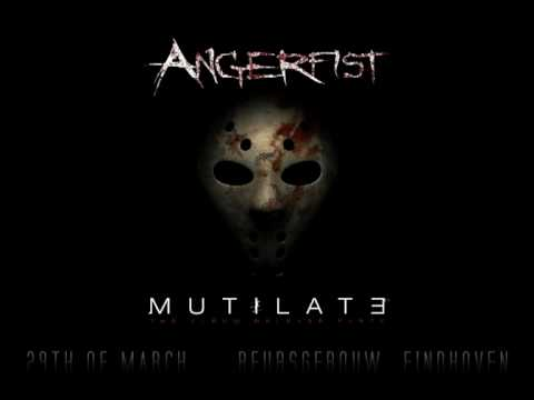 Angerfist - Your Soul Is Mine HQ
