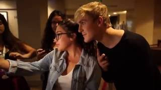Jake Paul - Day in the life - Bizaardvark Launch day & Vidcon!!