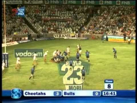 Super Rugby 2011 - Round 2 SA tries