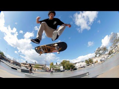 Manny Monday Warmups | Nick Tucker at Stoner Park