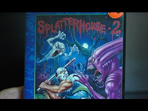 Splatterhouse 2 (Sega Genesis) James & Mike Mondays