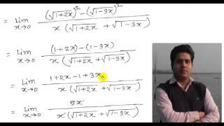 Differentiation Lemit, Calculas