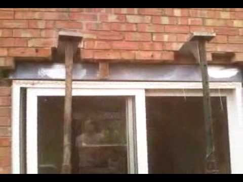 Fitting New Lintel Part 2 Youtube