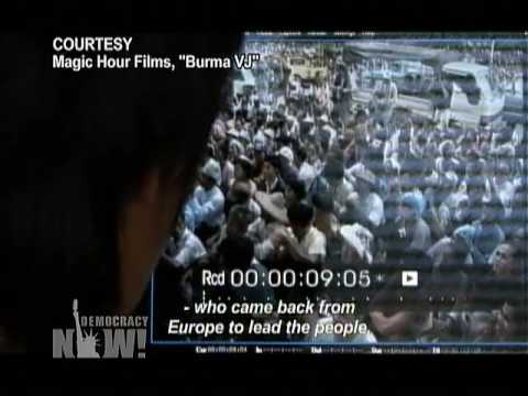 Burma VJ: Reporting from a Closed Country Democracy Now 5/18/09 2 of 2