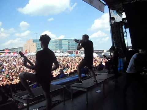 Glad You Came - We Came As Romans - Vans Warped Tour 2013