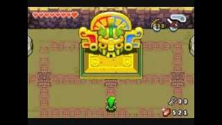 The Legend of Zelda: The Minish Cap - All Bosses