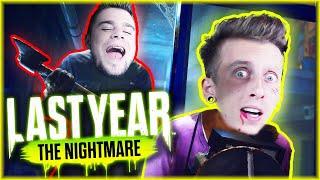 NOWE DBD! NOWY MORDULEC BLADII | Last Year: The Nightmare [#1] #BLADII