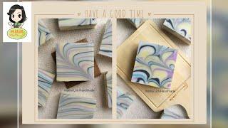 Swirl soap technique 渲染皂