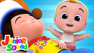 Are You Sleeping Brother John | Junior Squad Nursery Rhymes | Baby Songs For Kids