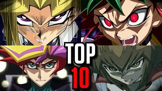 TOP 10: Yugioh Overkill Moments