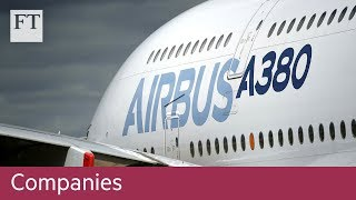 Airbus to end production of A380 aircraft