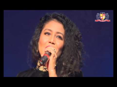 Neha Kakkar Live  - Manali Trance | Parul University