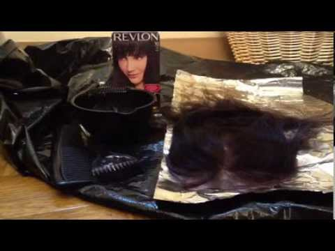 DIY: HOW TO DYE YOUR BRAZILIAN LACE CLOSURE JET BLACK