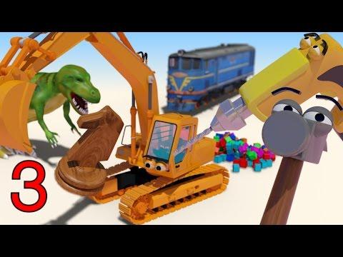 3 HOURS of AApV Cartoons - Long Marathon of Children Videos