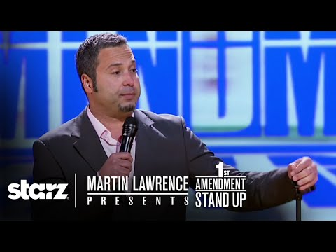 1st Amendment Stand Up - Ahmed Ahmed