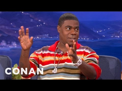 Tracy Morgan Is Khloe Kardashian's Daddy - CONAN on TBS