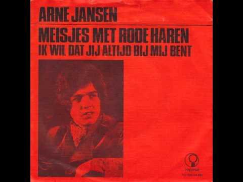 Arne Jansen - Meisjes Met Rode Haren