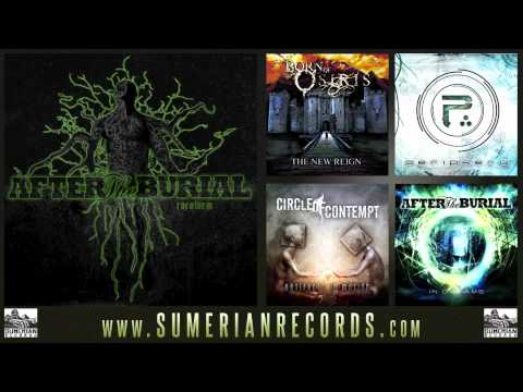 After The Burial - Cursing Akhenaten