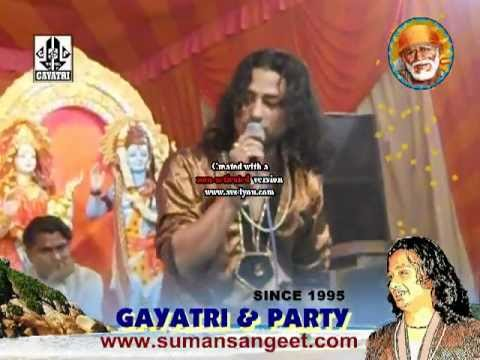 Deewana tera aaya Baba teri shirdi....(Sai-Qawwali) by.GAYATRI...