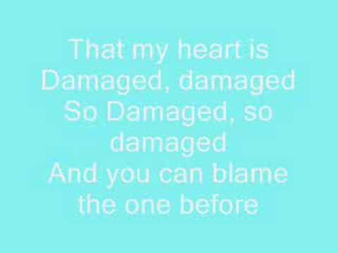 Damaged - Danity Kane w/ lyrics and download link!