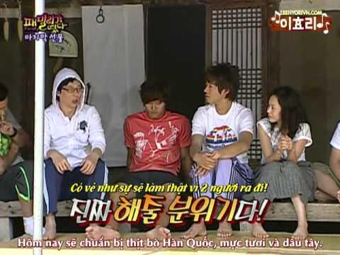 Vietsub HVS 28 06 09 Lee Hyori Family Outing Ep 53