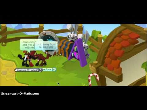 Animal Jam: The Kidnapped Bunny