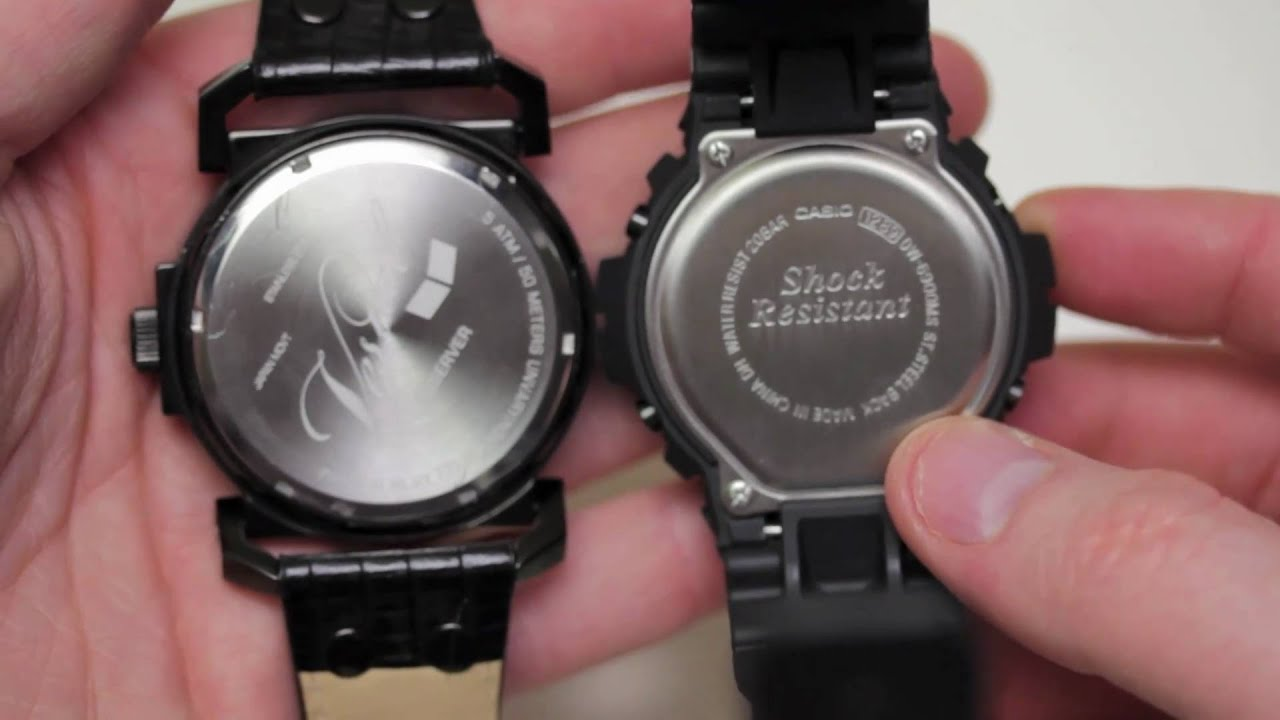 Casio G-shock Dw6900ms-1 Unboxing  U0026 Overview