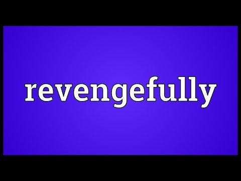 Header of revengefully