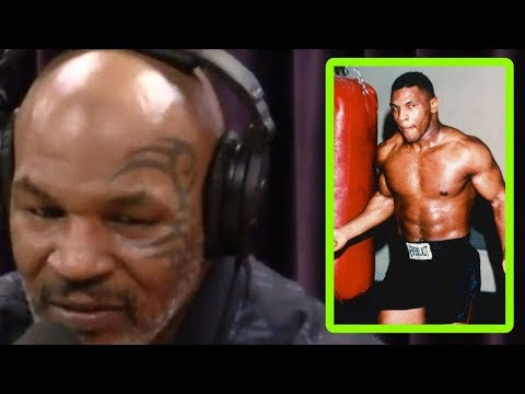 Mike Tyson Doesn't Work Out Anymore: Here's Why - Joe Rogan