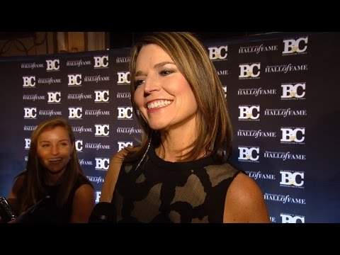 Pregnant Savannah Guthrie Won't Attend Rio Olympics Over Fears Of Zika